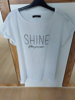 Mohito T-shirt biały