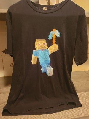 Mojang Minecraft T-Shirt Xbox 360 Exlusive Größe M