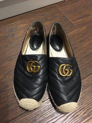 Gucci Mocassins zwart