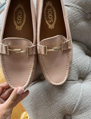 Mokassins Schuhe Tods 39 rosa