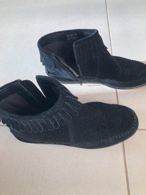 Aerosoles Mokasyny czarny