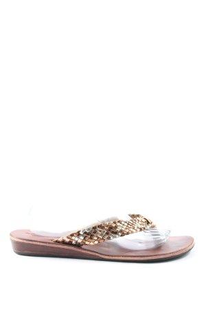 Molecule Dianette sandalen bruin casual uitstraling