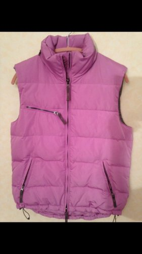 Witty Knitters Donsvest mauve