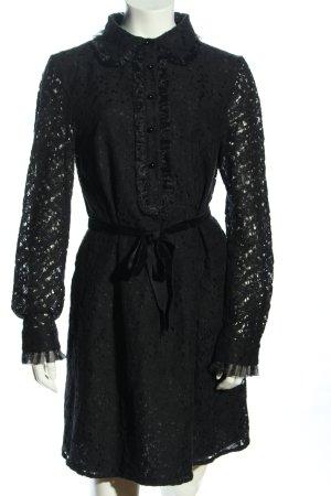 Molly bracken Spitzenkleid schwarz Casual-Look
