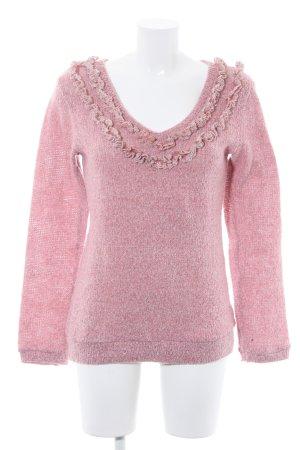 Molly bracken Strickpullover roségoldfarben Casual-Look