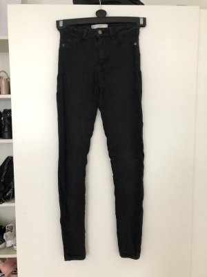 Molly Jeans high waisted schwarz
