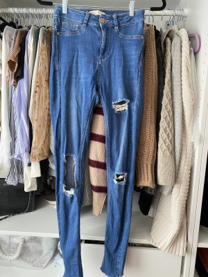 Molly super Highrise Jeans destroyed