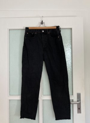 Mom High Ankle Jeans H&M