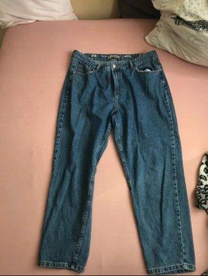 Jeans baggy bleu