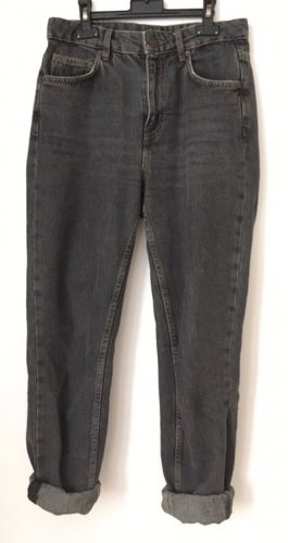 American Vintage Tube Jeans anthracite
