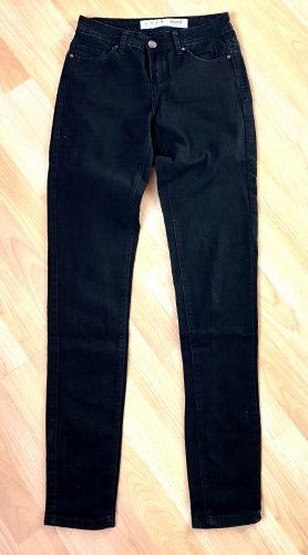 & DENIM Mom-Jeans czarny