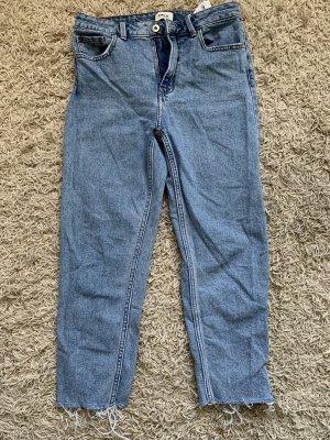 Only Pantalon boyfriend bleu