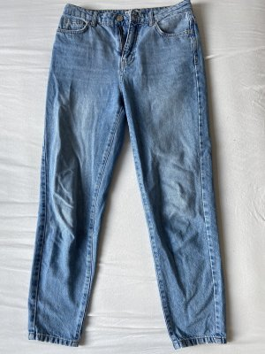 Gina Tricot Boyfriend Jeans blue-azure