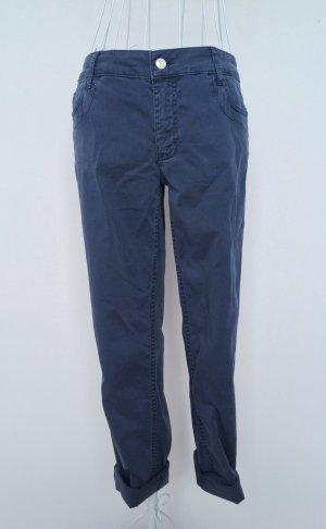 Bogner Pantalone peg-top blu Cotone