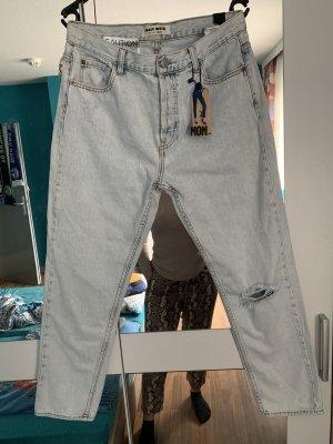 Tally Weijl Jeans a vita alta multicolore