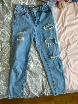 Pimkie Boyfriend Jeans light blue