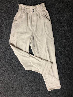 H&M 7/8-jeans wolwit-room