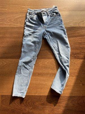 Zara Jeans boyfriend azzurro