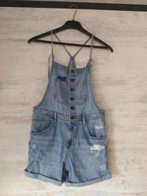 Bib Shorts azure-cornflower blue