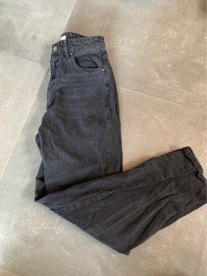 Mom jeans schwarz