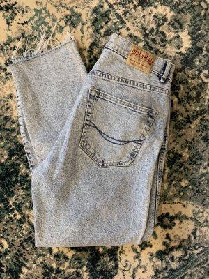 Mom Jeans Straight Leg 90's Vintage