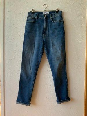 Pepe Jeans London Jeansy z wysokim stanem Wielokolorowy