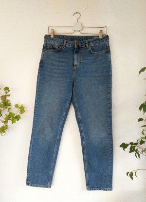 Vero Moda Pantalone peg-top blu