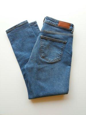 Vero Moda Wortelbroek blauw