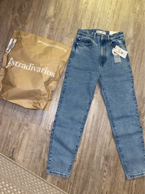Mom Slim Fit Jeans in S