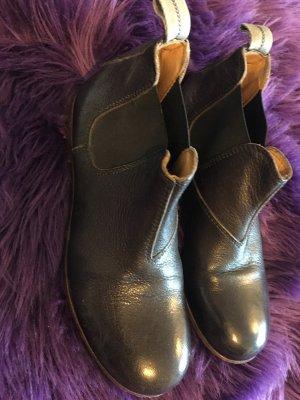 Moma Chelsea boots wie neu hochwertigste Verarbeitung Luxus boots npr 379 schwarz