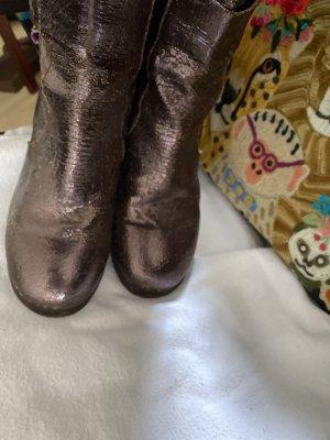 Moma Stiefeletten, italienische Schuhe, 41