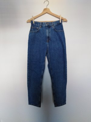 Pull & Bear Baggy jeans blauw