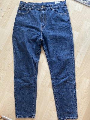 Dr. Denim Mom-Jeans blue