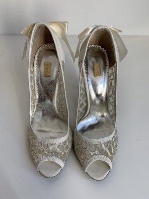 Momoco Peeptoe High Heels
