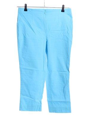 Mona 3/4-Hose blau Casual-Look