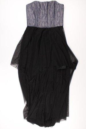 Mona Bandeaujurk zwart Polyester
