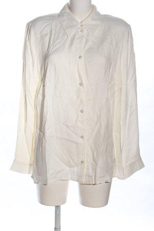 Mona Hemd-Bluse weiß Business-Look