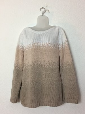 Mona Pullover Ombré rosé Gr. 46