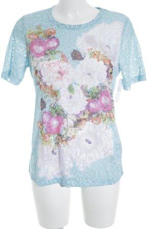 Mona T-Shirt mehrfarbig Casual-Look