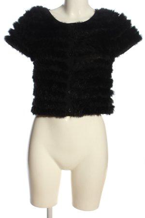 Monari Bolero schwarz Elegant