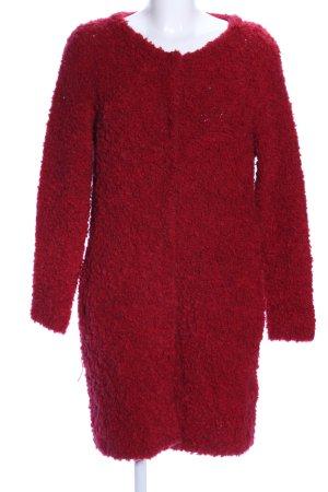 Monari Cardigan red casual look