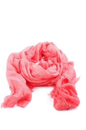 Monari Fransenschal pink Casual-Look