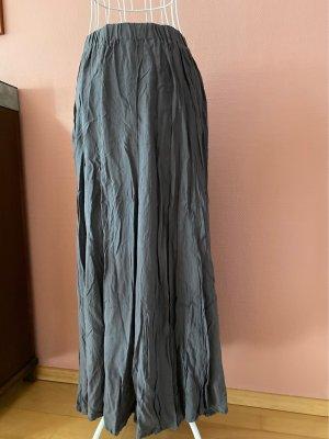 Monari Jupe longue gris