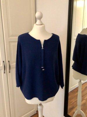 Monari Pullover blau 38