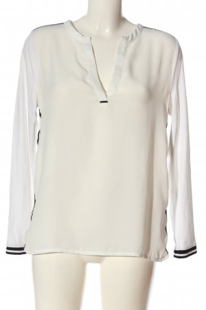 Monari Schlupf-Bluse mehrfarbig Casual-Look