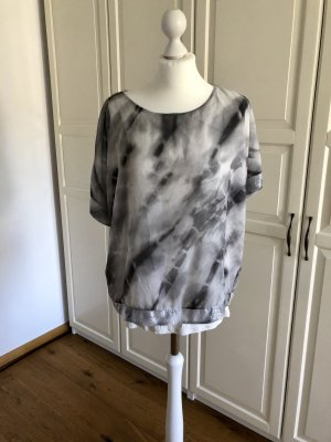 Monari Blouse à enfiler multicolore