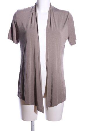 Monari Veste chemise gris clair style décontracté