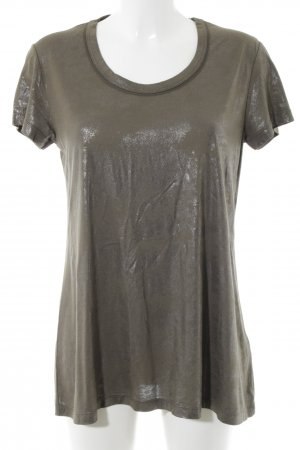 Monari T-Shirt khaki-bronze-colored casual look