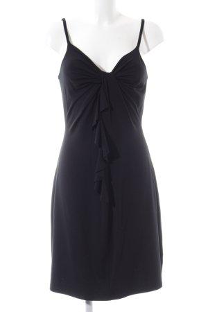 Monari Trägerkleid schwarz Elegant
