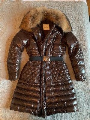 Moncler Manteau en duvet multicolore polyamide